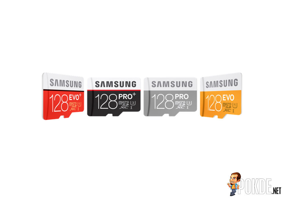 Samsung's new microSD is ready for 4K recording — Samsung PRO Plus micro SD 20