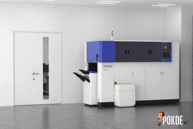 Epson PaperLab turns waste paper into new paper 27