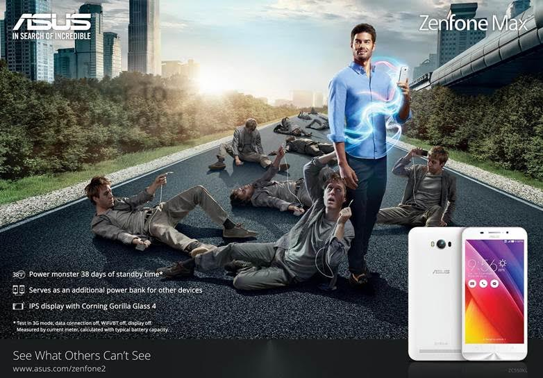 ASUS Zenfone Max — Power to Keep On Going 23