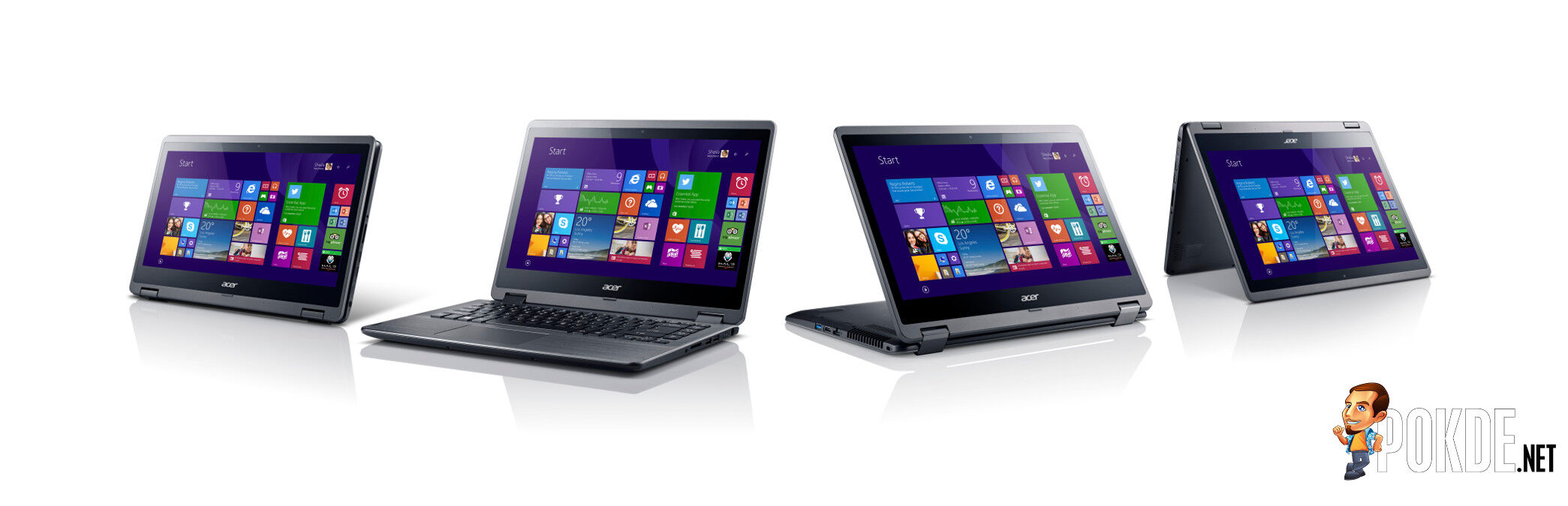Acer introduces Aspire R14 powered by Intel Skylake 18