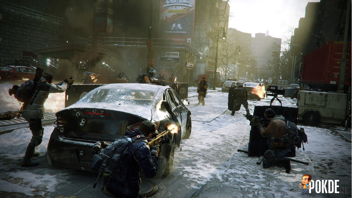 "Tom Clancy's The Division: ""PC is incredibly important to us"" 18"