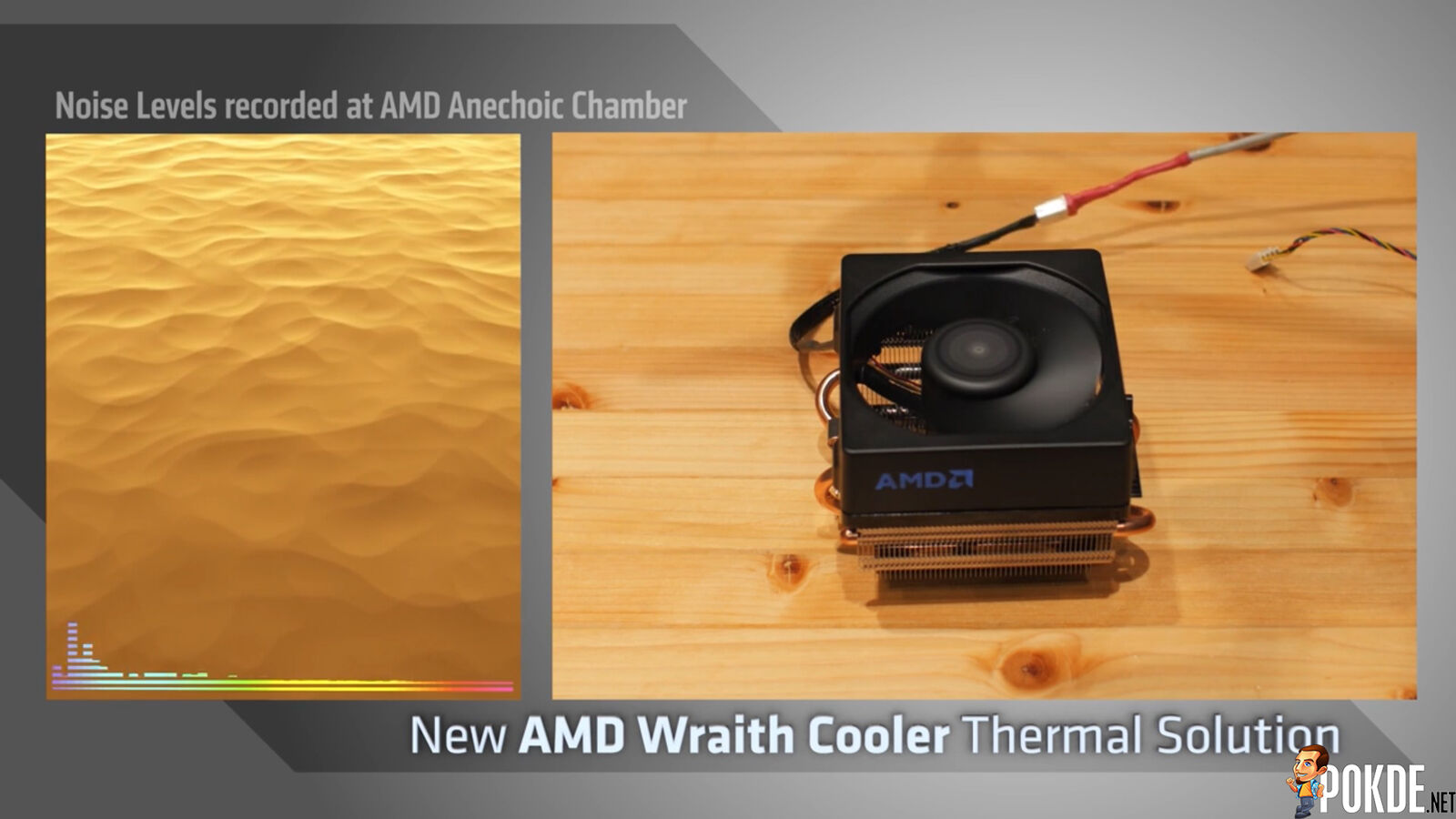 AMD show-offs its new AMD Wraith cooler — AMD Zen stock cooler? 27