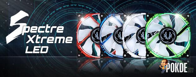 BitFenix introduces the Spectre Xtreme & Spectre Xtreme LED 63