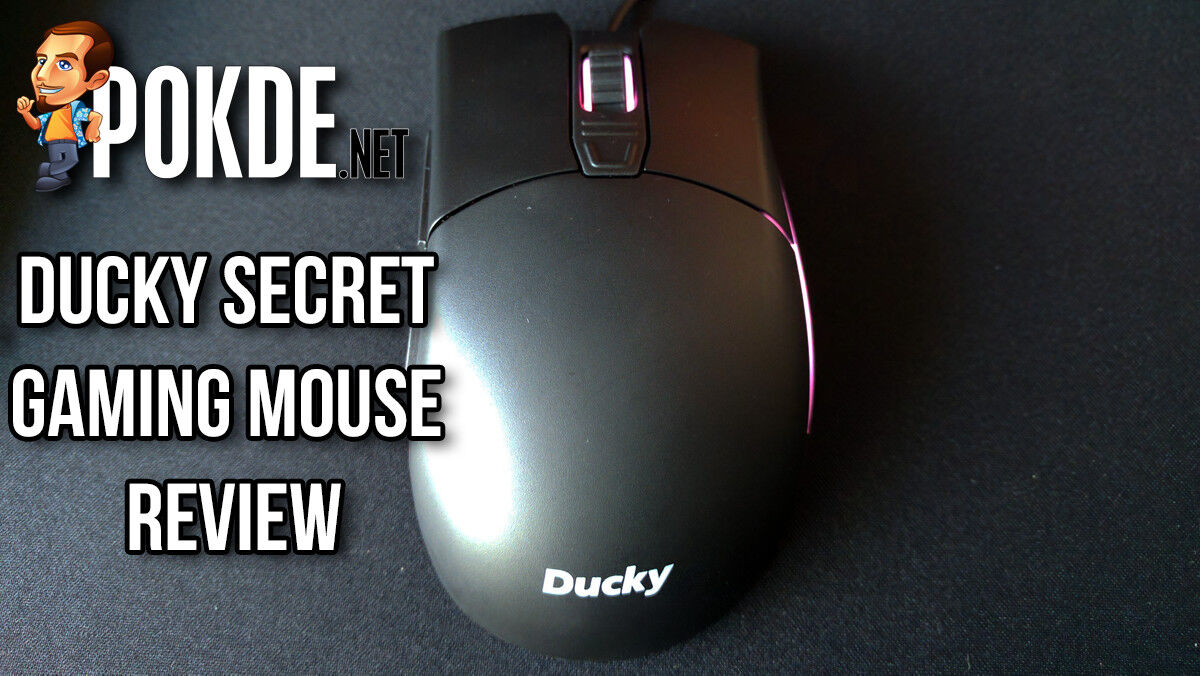 Ducky Secret gaming mouse review — pure performance 17