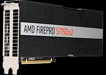 AMD reveals world's-first hardware-virtualized GPUs 22