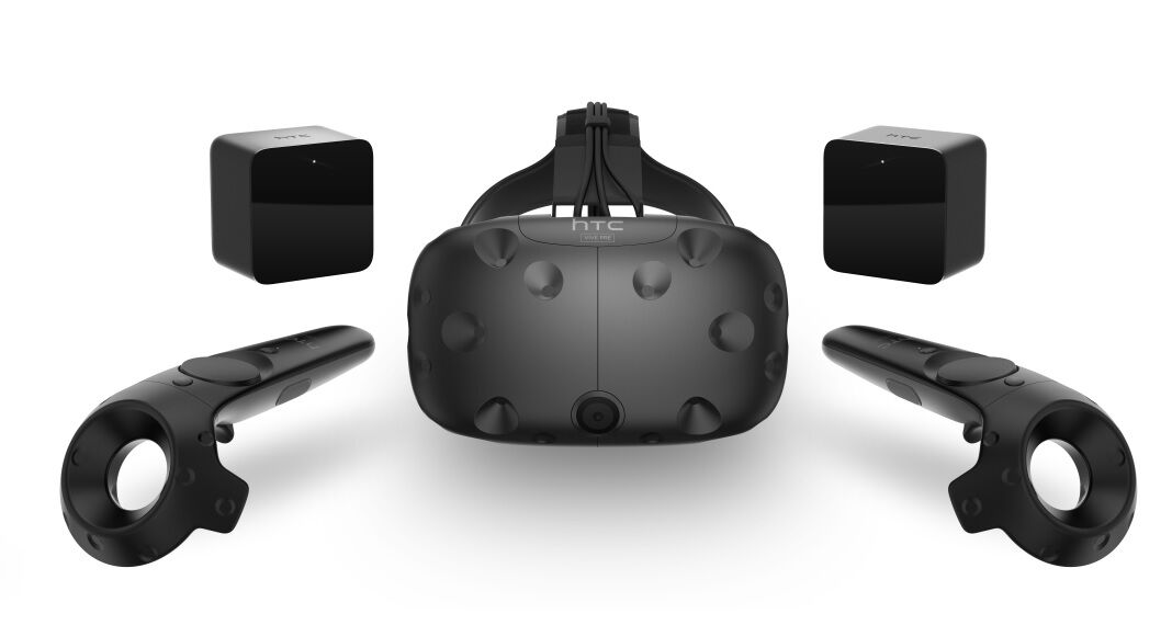 HTC brings Vive, One X9 and three entry level smartphones to MWC 2016 21