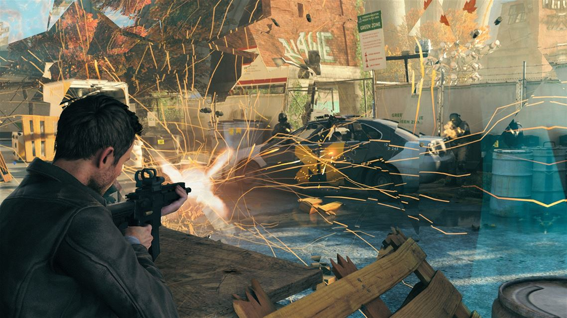 Quantum Break — no longer a Xbox One exclusive 21