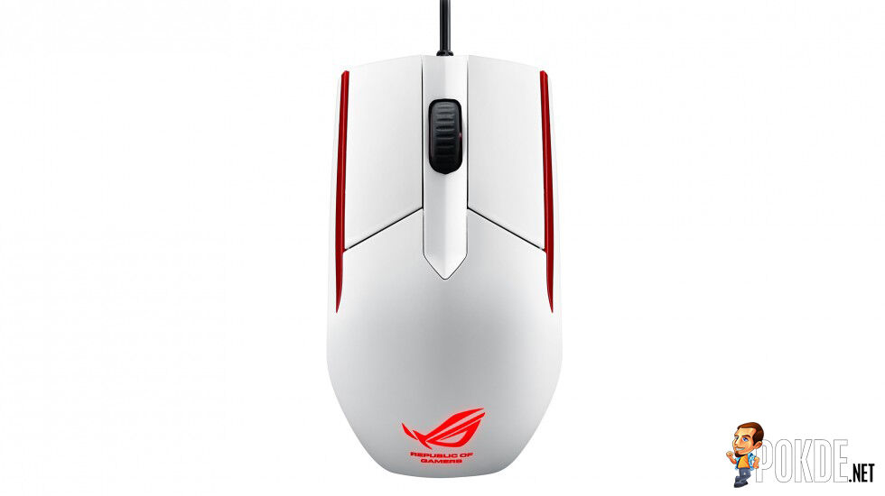 White ROG Sica is the new ROG mouse — For MOBA addict 21