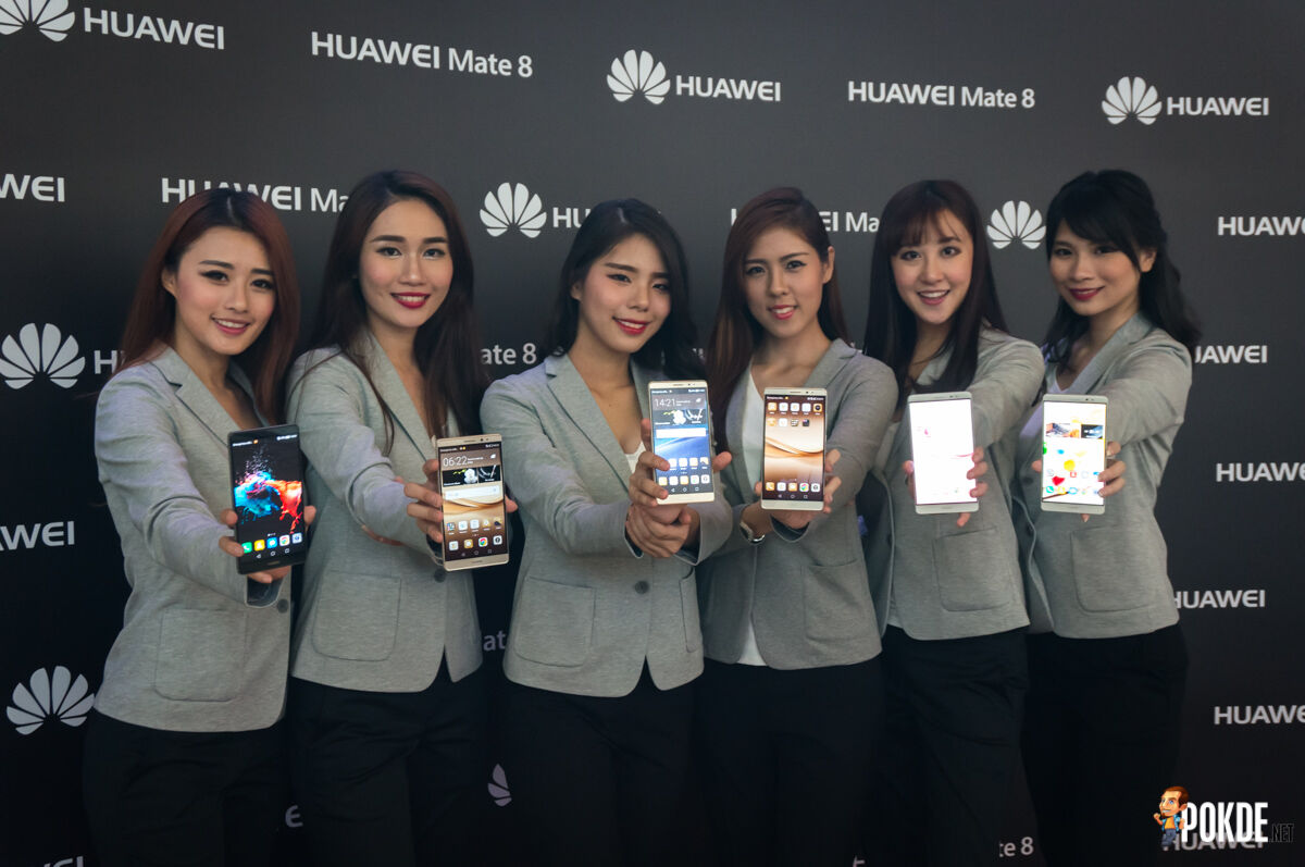 Huawei Mate 8 launch & hands-on 26