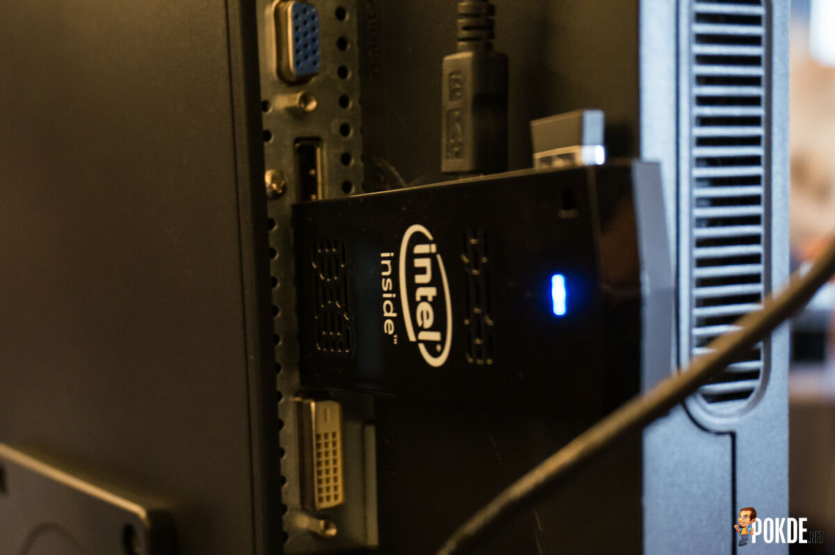 Intel previews latest 14nm-based Compute Stick and NUCs 25