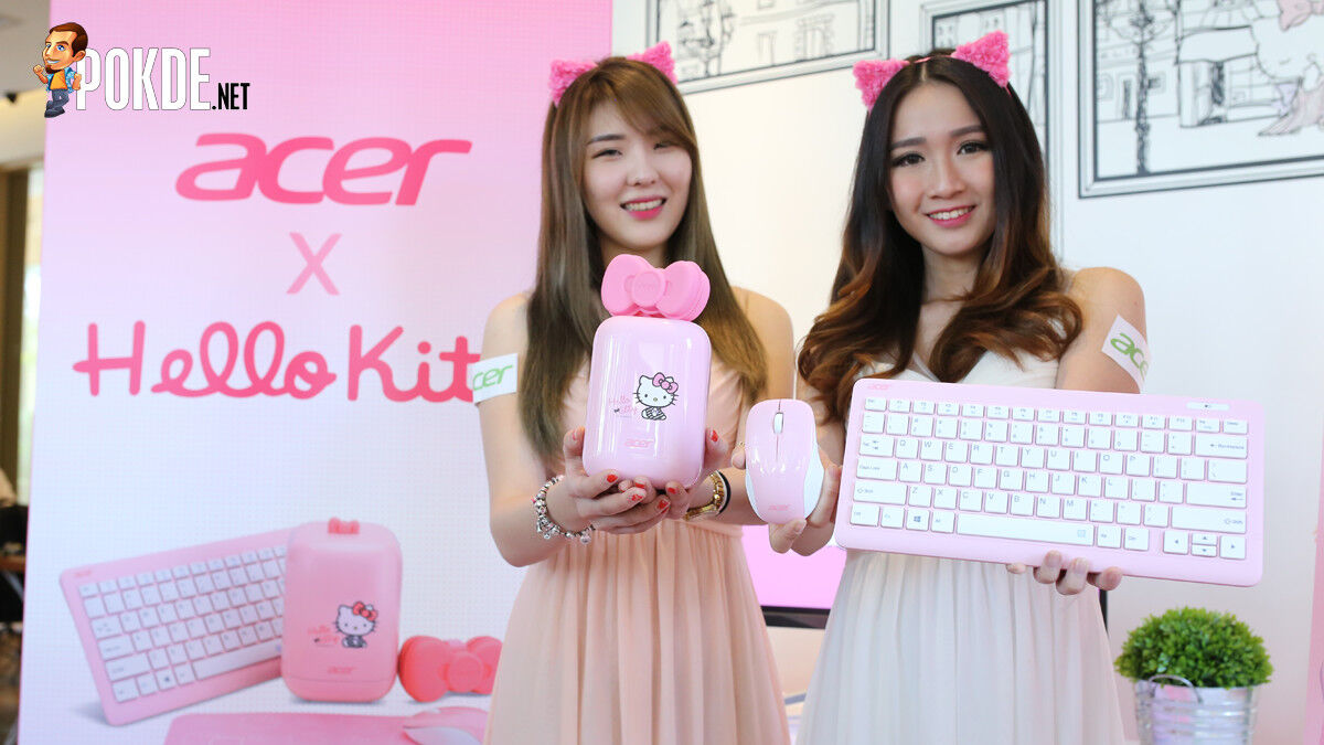 Acer Revo One Hello Kitty Edition now available — starting from RM1499! 22