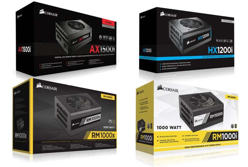 Corsair extends warranty of certain PSU series to 10 years 22