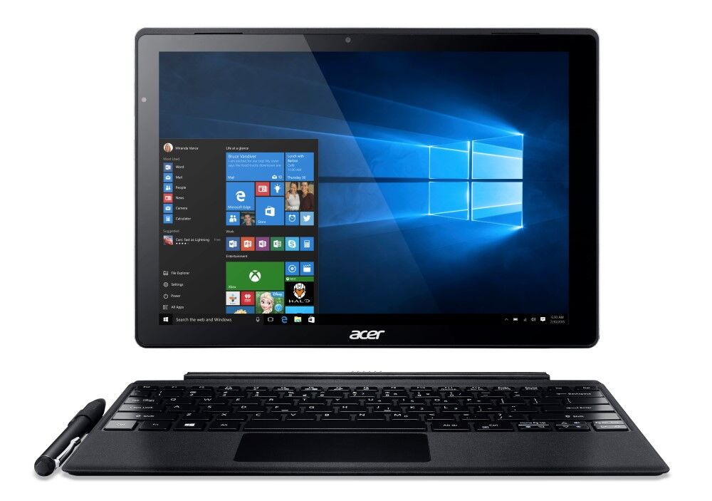 Acer unveils Back-to-School 2016 product line — includes a liquid-cooled covertible 31