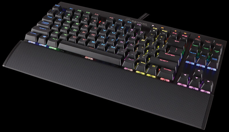 Corsair RAPIDFIRE mechanical keyboards coming to Malaysia 29