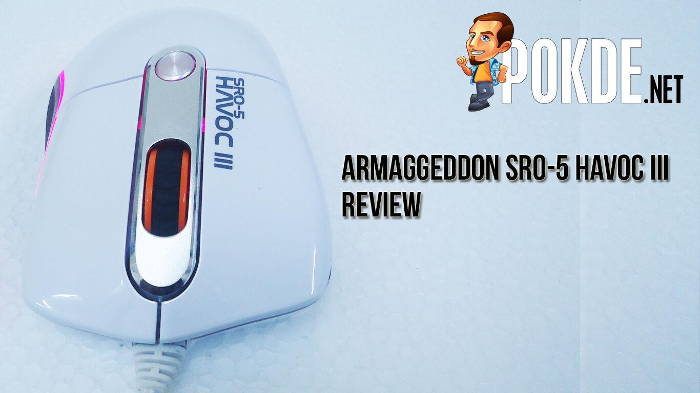 ARMAGGEDDON SRO-5 HAVOC III Review — when cheap mice are good 26