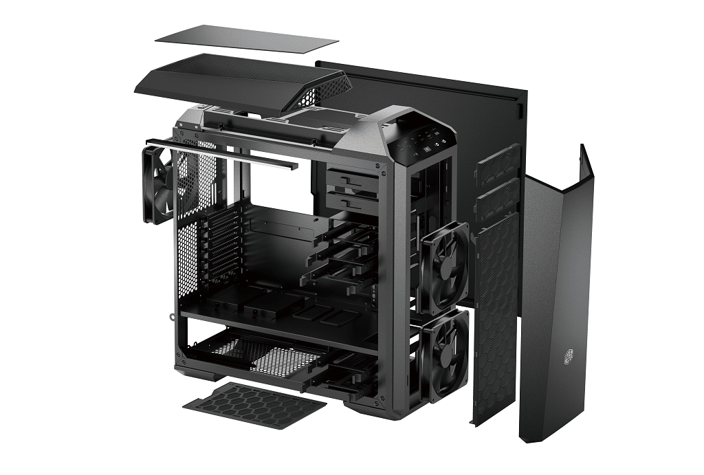 Cooler Master introduces MasterCase Maker 5 with FreeForm Modular System 23