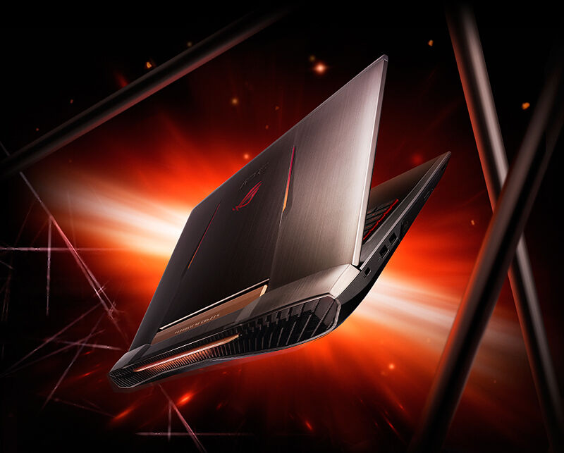 ASUS ROG G752VS featuring the NVIDIA GTX 1070 coming mid-August 32