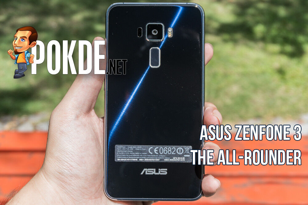 ASUS Zenfone 3 review — the Sexy All-Rounder 22