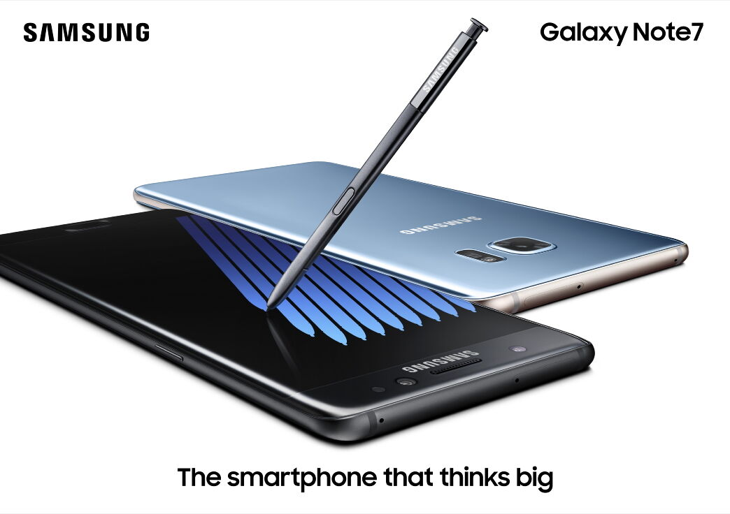 What you need to know about the Samsung Galaxy Note 7 24