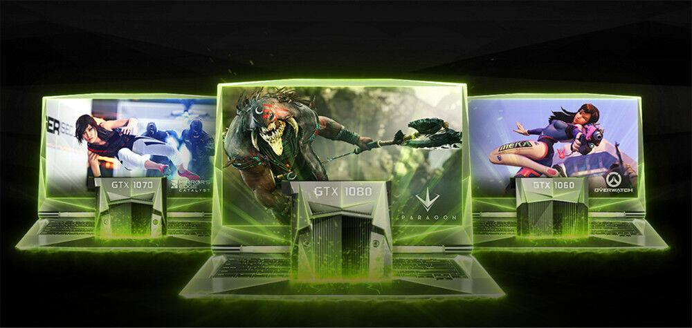 NVIDIA Pascal notebook GPUs bring parity with gaming desktops 24