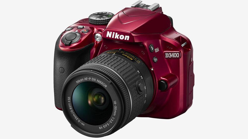 Nikon D3400 entry-level DSLR starts from $650 33