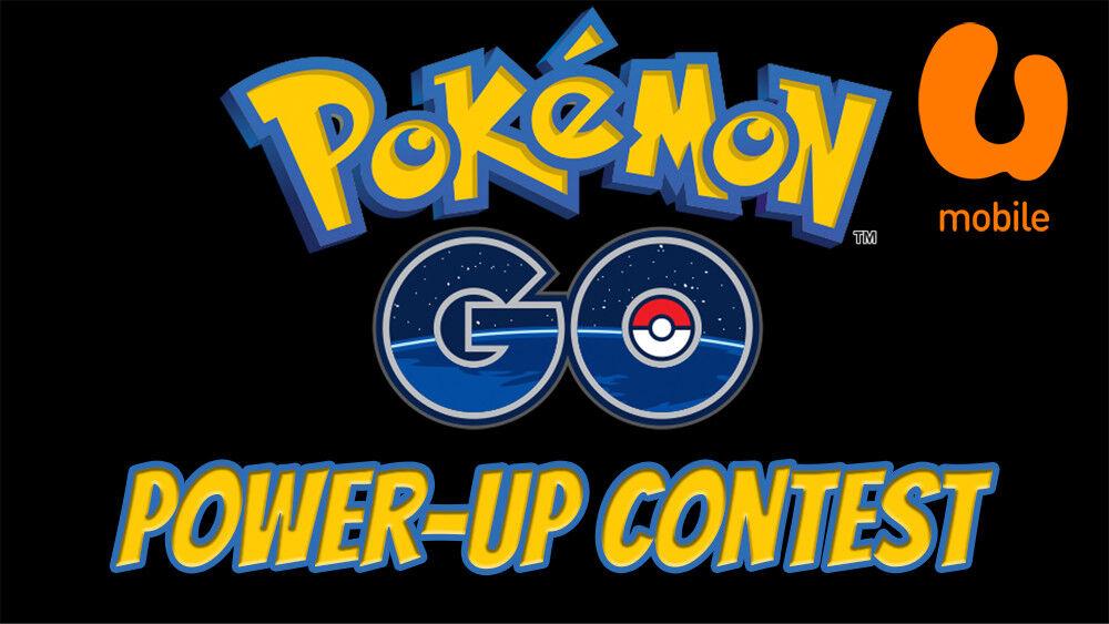 U Mobile announces Power-Up for Pokemon GO 27