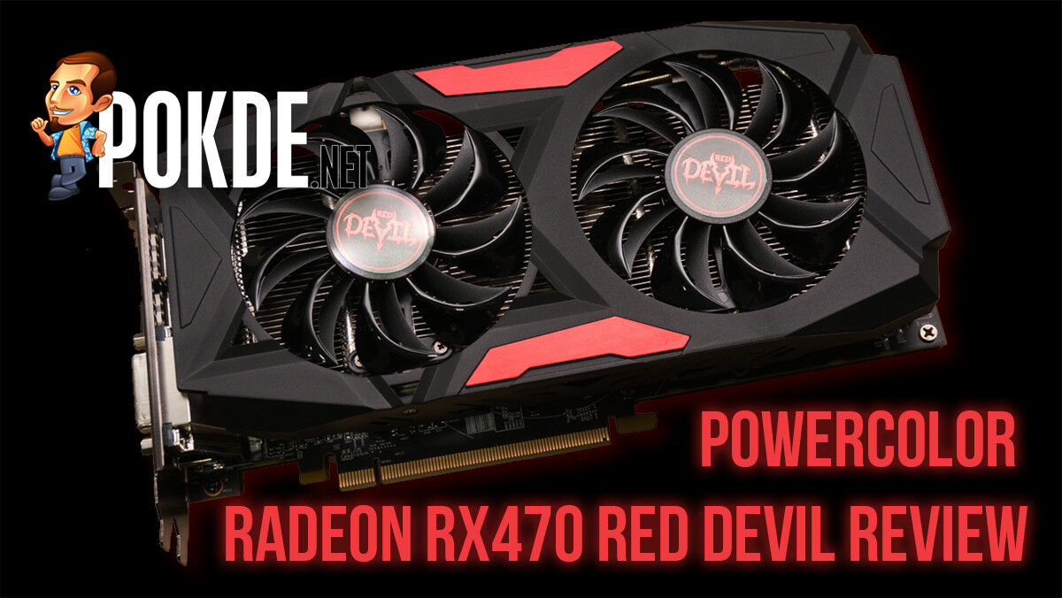 PowerColor Radeon RX 470 Red Devil review — when the Devil plays games 23