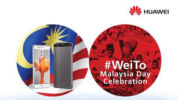 #WeiTo Malaysia Day Celebration with Huawei 21