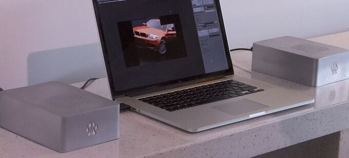 Make your MacBook VR Ready with the Wolfe 21