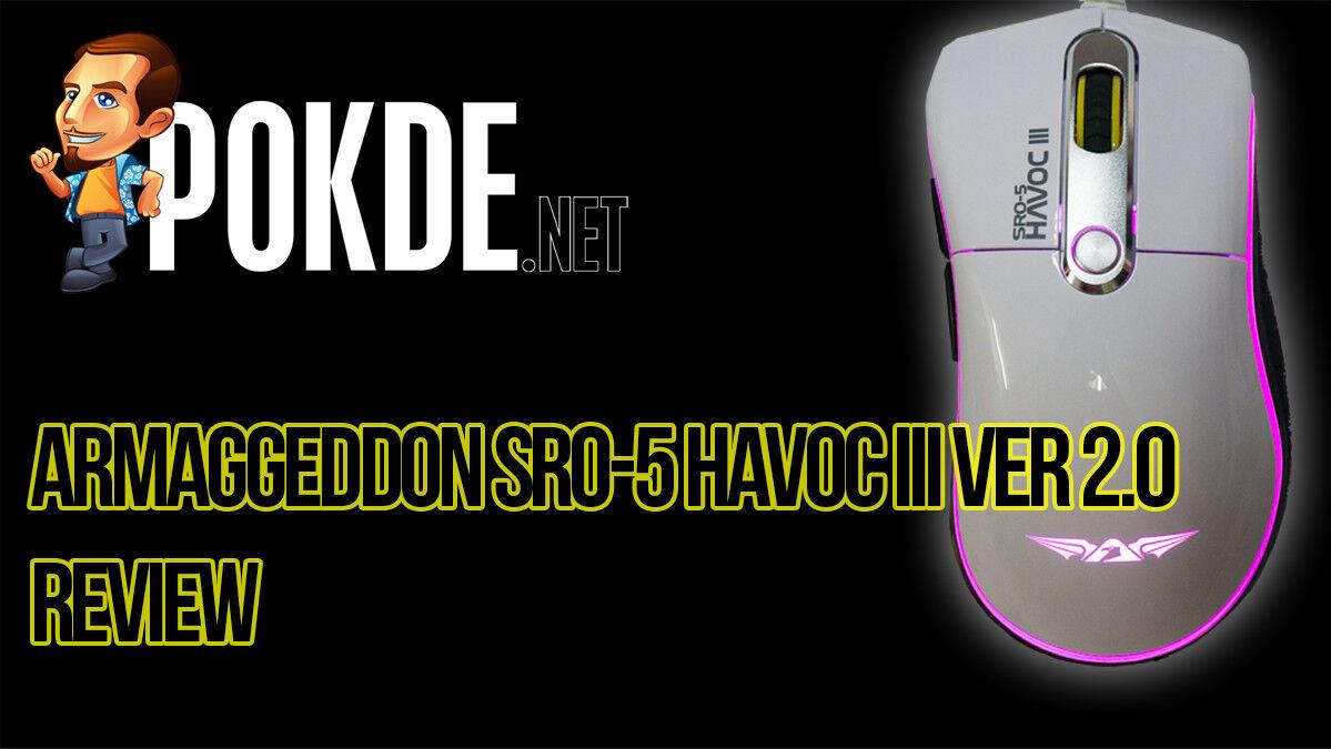ARMAGGEDDON SRO-5 HAVOC III Ver2.0 review 29