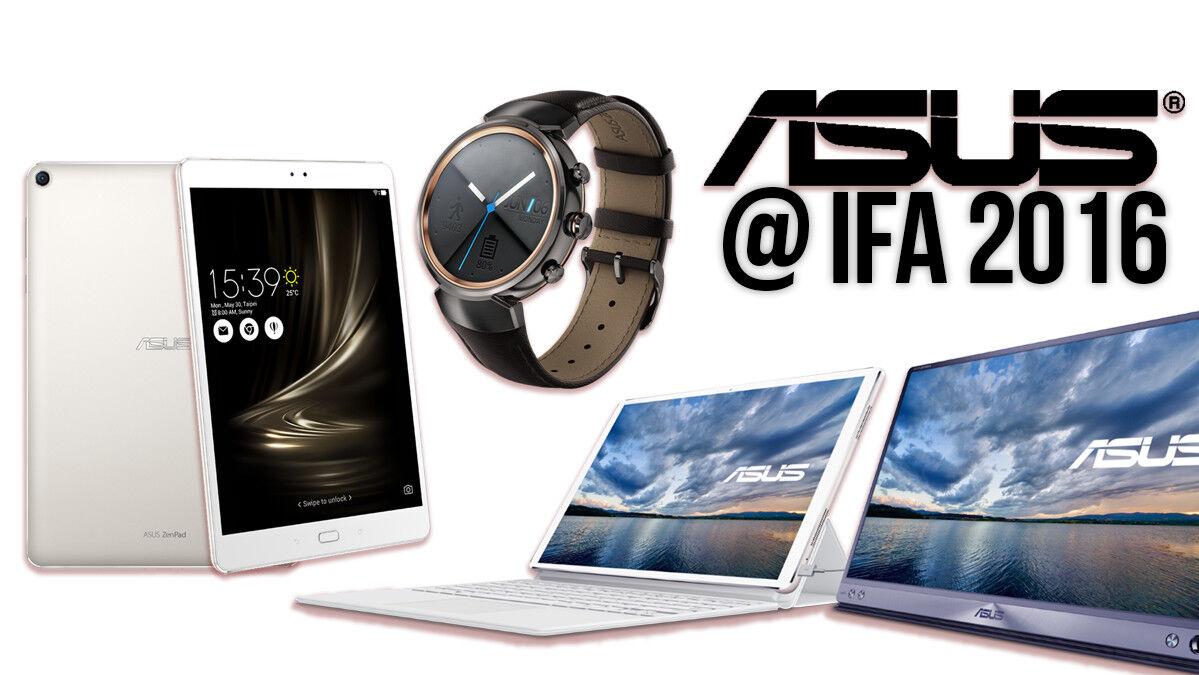 ASUS Zenvolution at IFA 2016 — ZenWatch 3, ZenPad 3S, ZenScreen announced 20