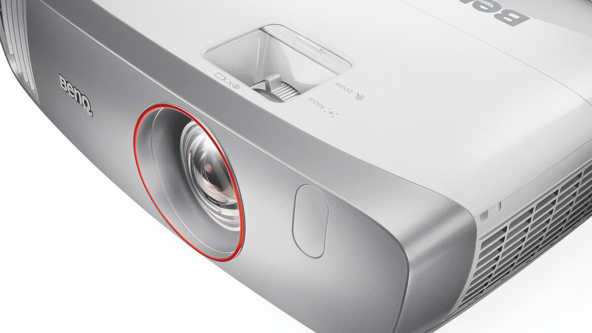 """BenQ W1210ST home projector makes 100"""" gaming displays a reality 25"""