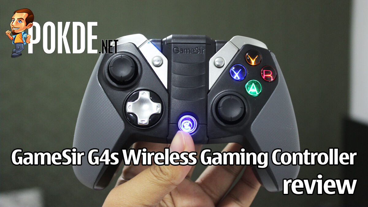 GameSir G4s Advanced Edition Wireless Gaming Controller review 24