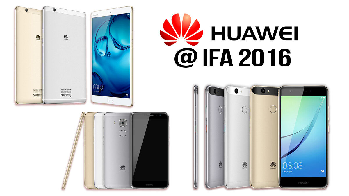 Huawei introduces new Nova series and MediaPad M3 at IFA 2016 23
