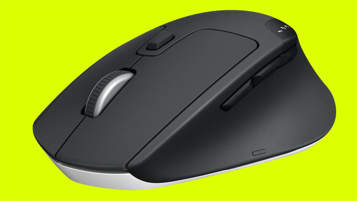 Logitech M720 Triathlon Multi-Device mouse here to enhance your productivity 22