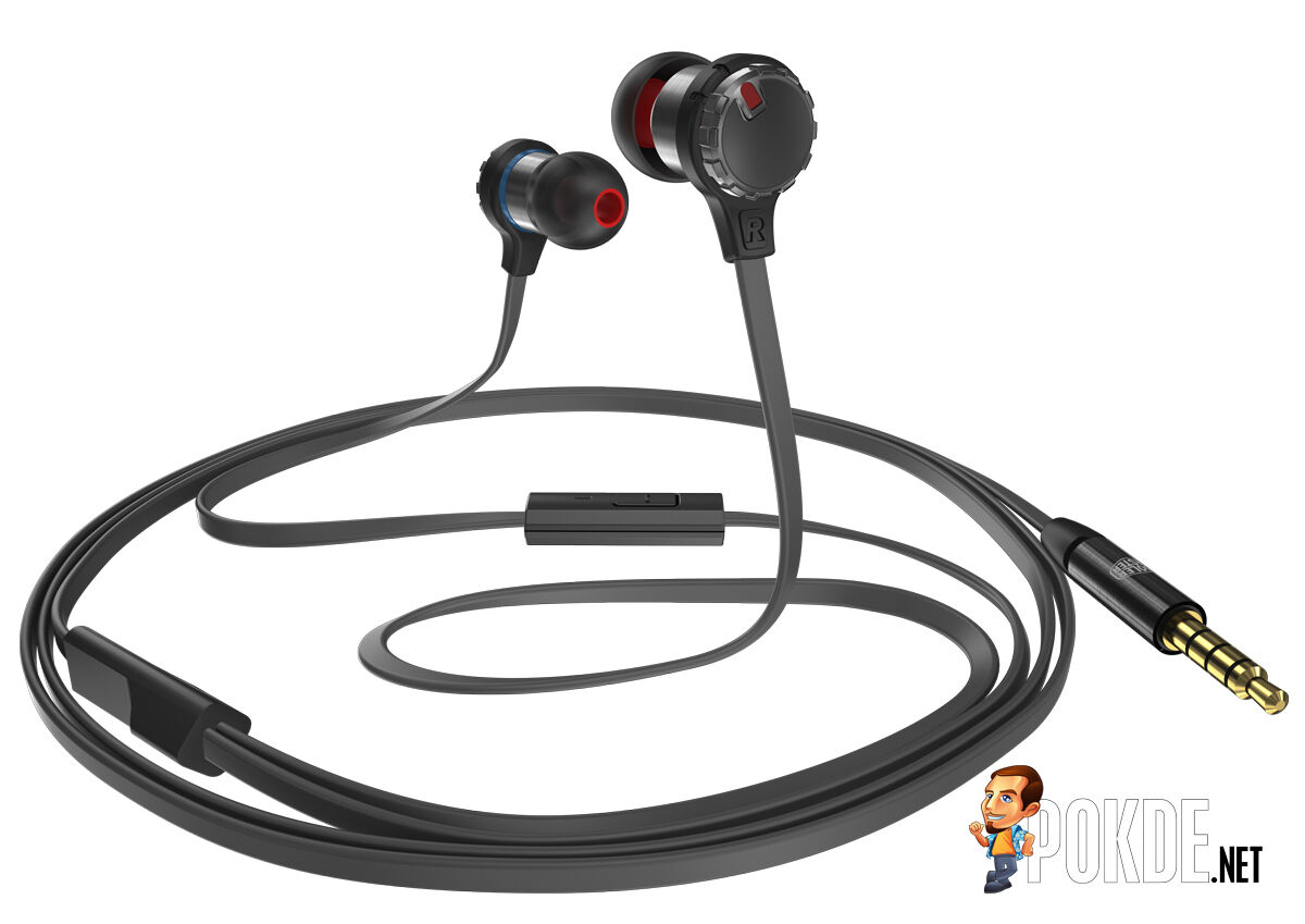 Cooler Master announces the MasterPulse In-ear Bass FX earphones 20