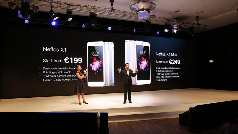 Neffos X1 and X1 Max smartphones announced, starting from RM913! 20