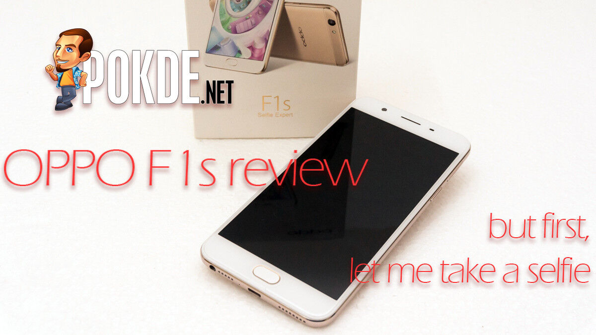 OPPO F1s review — but first, let me take a selfie 23