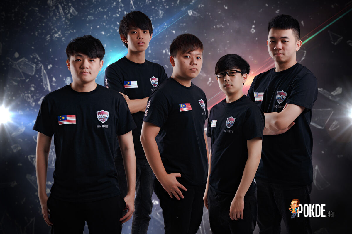 Cooler Master Announces Sponsorship of Warriors Gaming (WG.Unity), Malaysia's Professional DotA 2 Team 24