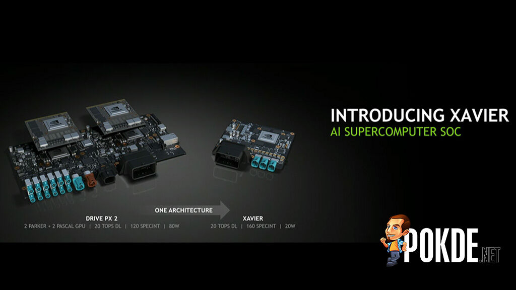 NVIDIA Xavier announces on GTC 2016 - is Nvidia making an electric car for Apple? 23