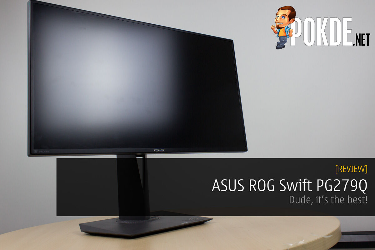 ASUS ROG Swift PG279Q review - Dude, it's the best! 26