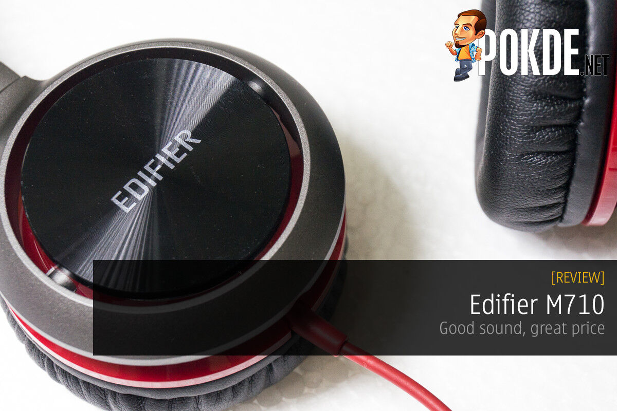 Edifier M710 review— good sound, great price 26