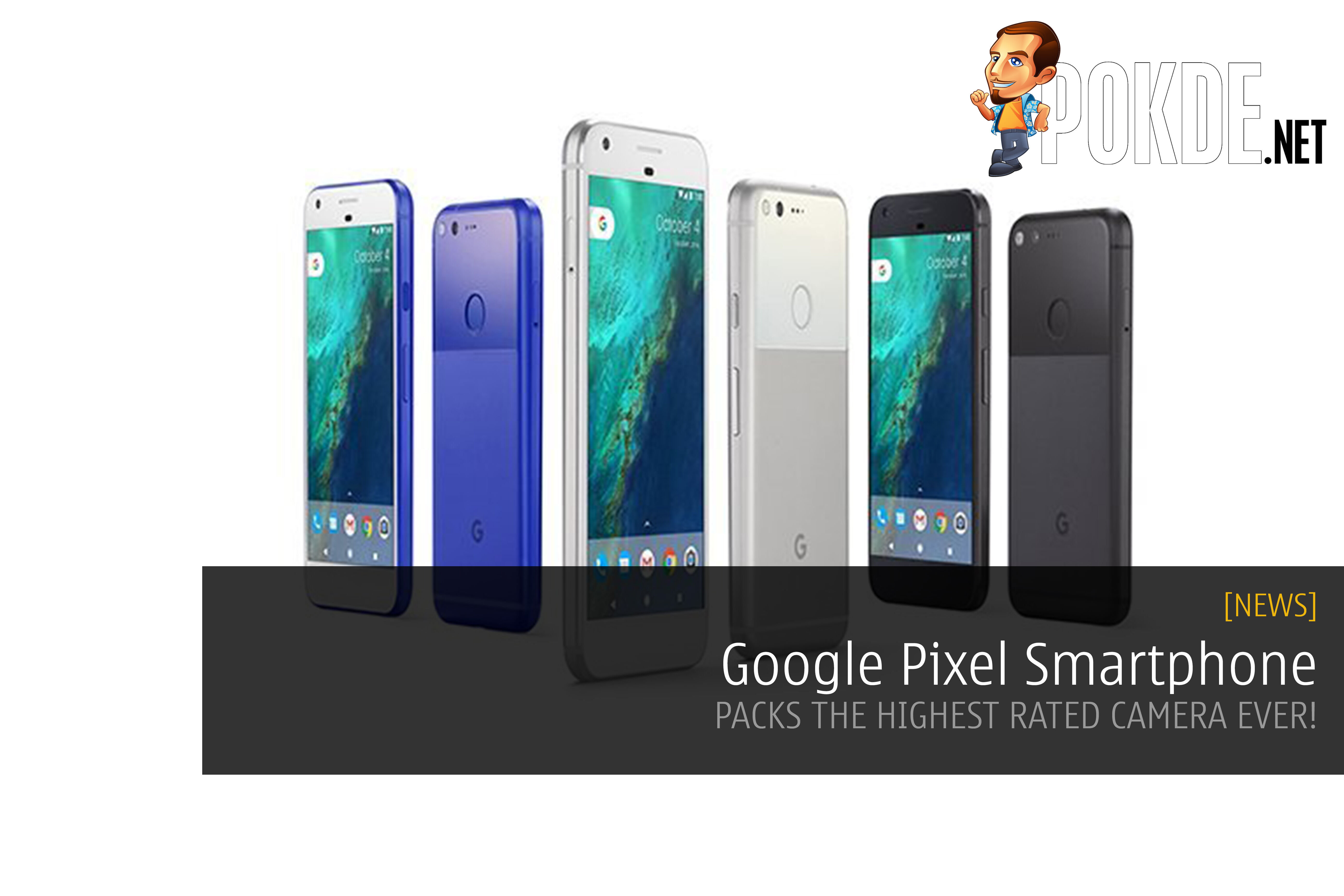 """Google Pixel smartphone """"made by Google"""" packs the highest rated camera ever 18"""