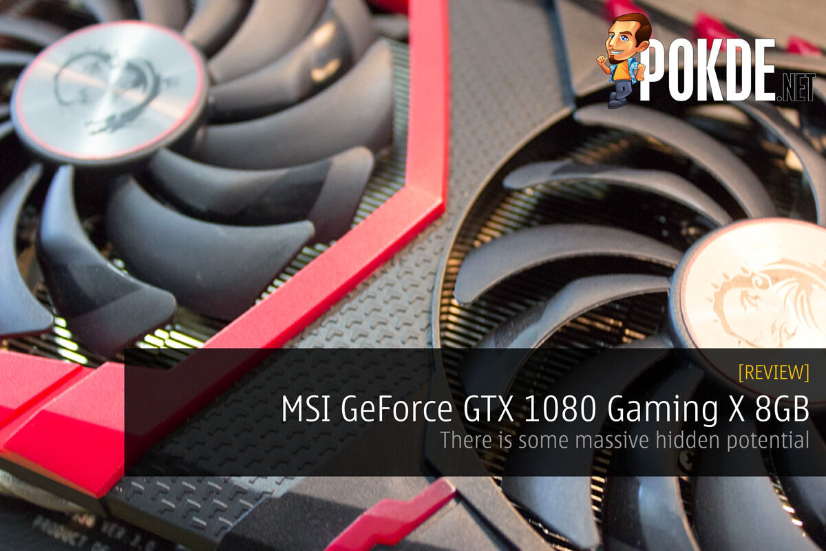 MSI GeForce GTX 1080 Gaming X 8GB review 25