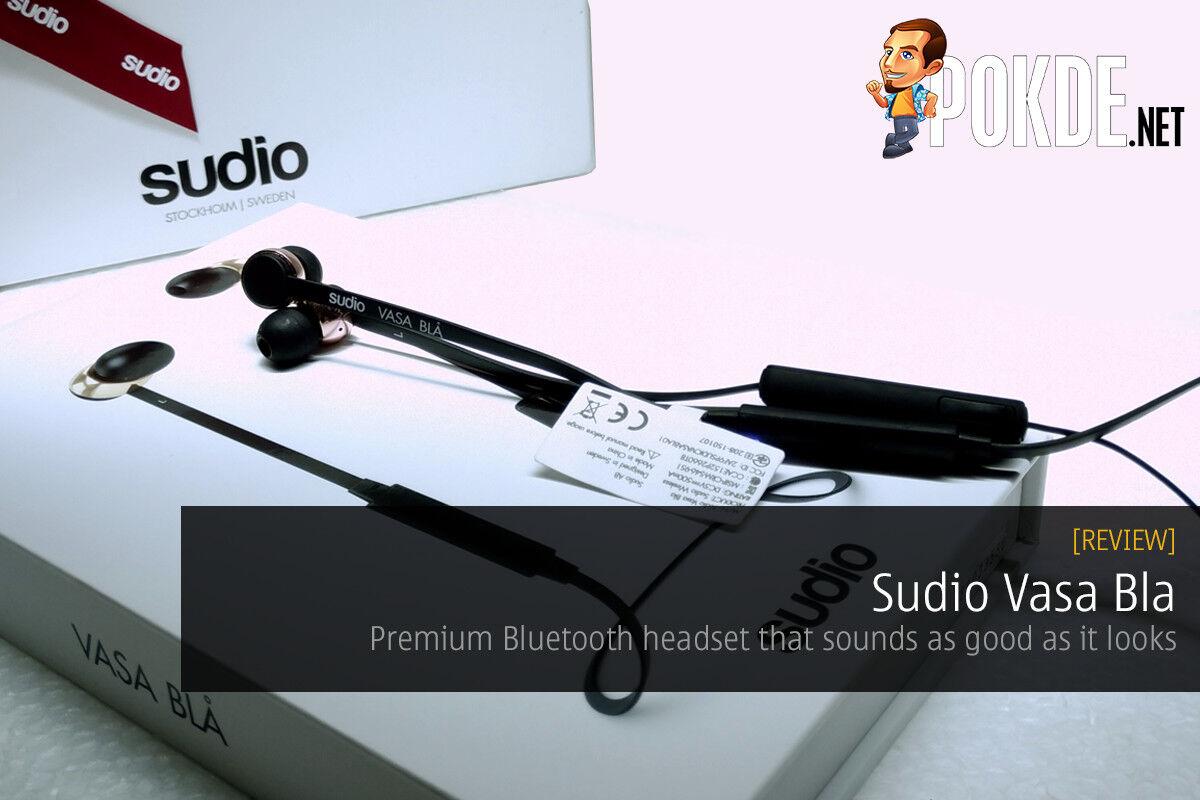 Sudio Vasa Blå review — premium Bluetooth headset that sounds as good as it looks 25
