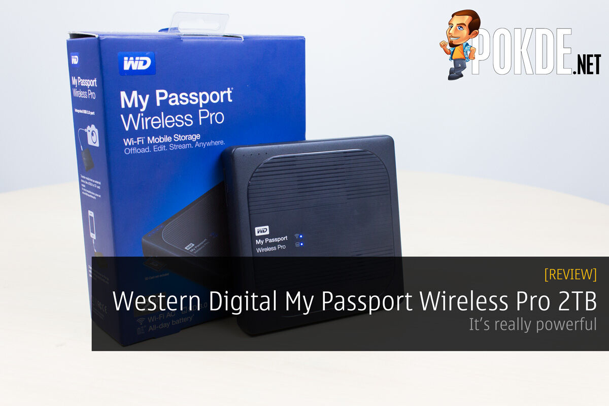 Western Digital My Passport Wireless Pro review — it's really powerful 26