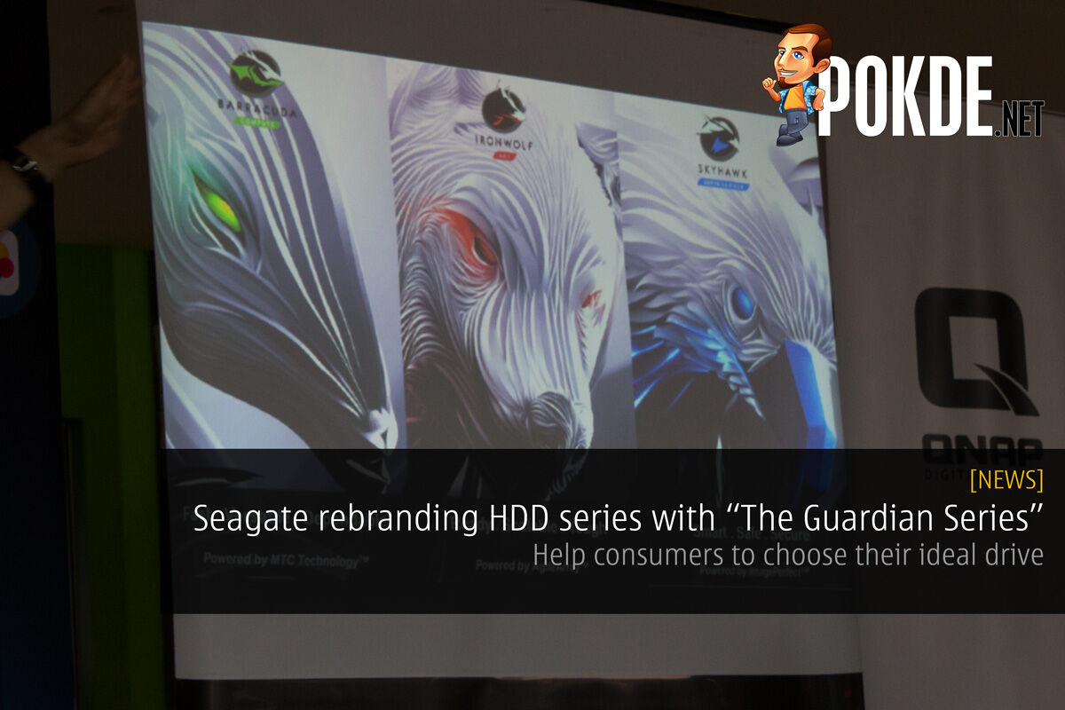 """Seagate rebranding HDD series with """"The Guardian Series"""" — help consumers to choose their ideal drive 21"""