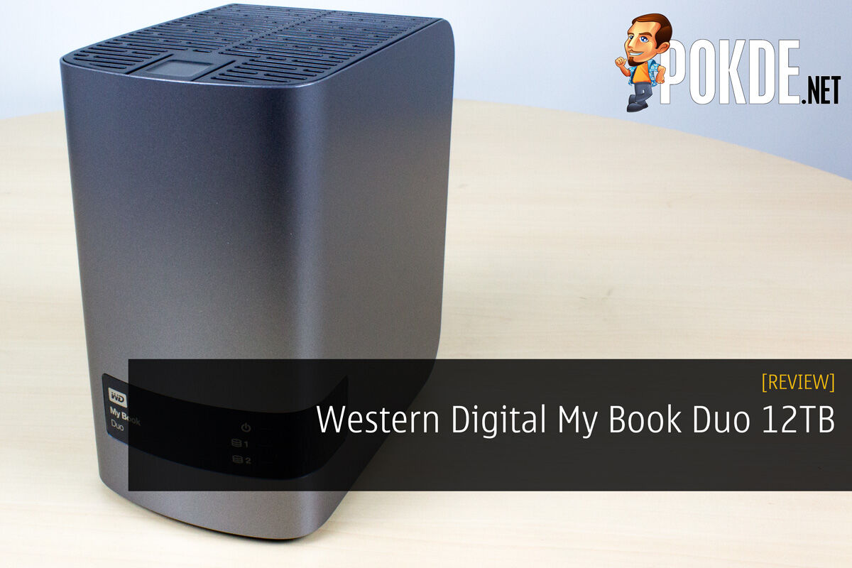 Western Digital My Book Duo 12TB review 26