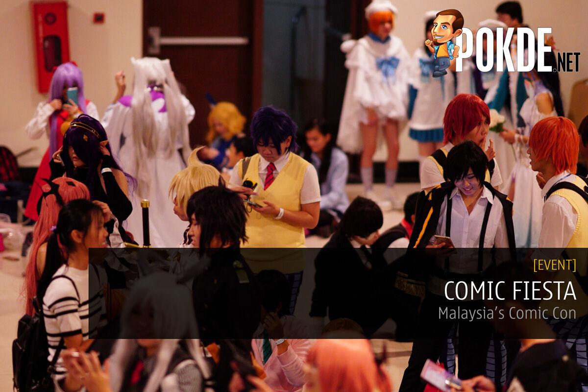 Comic Fiesta: Malaysia's Comic-Con 25