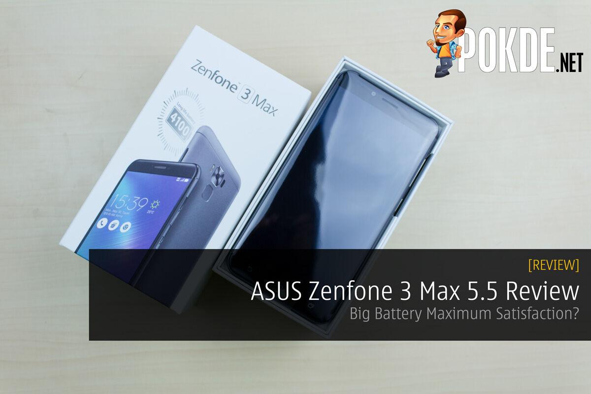 ASUS Zenfone 3 Max ZC553KL Review — Big Battery Maximum Satisfaction? 28